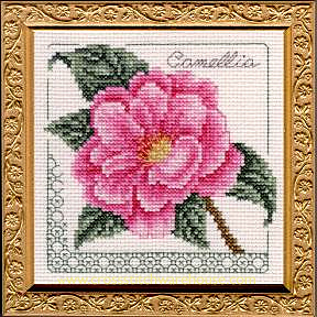 """Picture for category CAROLYN'S GARDEN 4""""x 4""""  &  5""""x 5"""""""