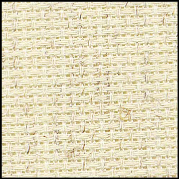 """Picture of 14 ct. 6 Fiddler's Cloth  30"""" x 36"""""""