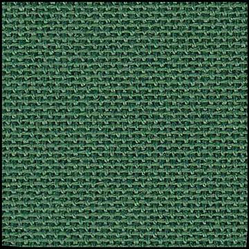 Picture of 28ct. Dark Green Lugana Evenweave.