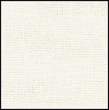 Picture of 32ct. Antique White Lugana Evenweave.