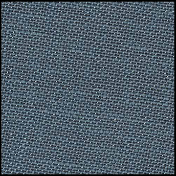 Picture of 28ct. Deep Ocean Blue Cashel linen.