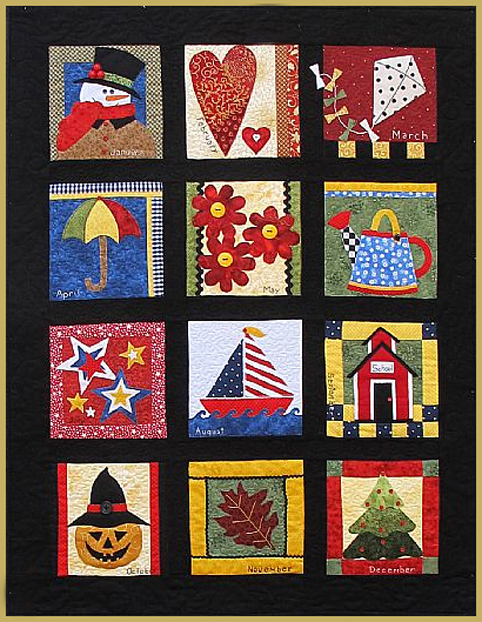 Picture for category QUILT PATTERNS