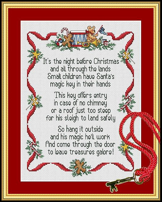 Picture for category SUE HILLIS CHRISTMAS CHARTS