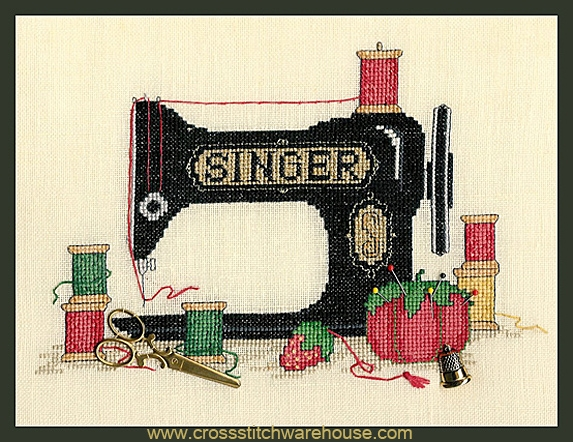 Picture for category SUE HILLIS SEWING