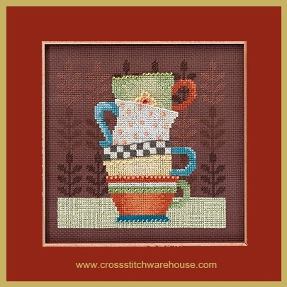 Picture for category DEBBIE MUMM CROSS STITCH KITS
