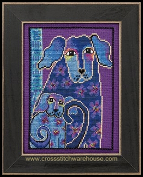 MILL HILL CROSS STITCH KIT