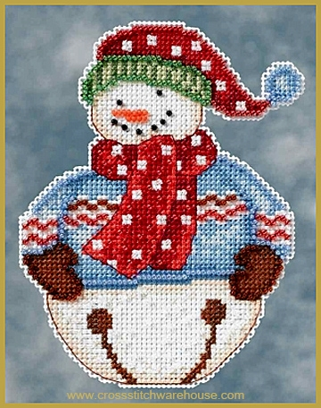 Picture for category DEBBIE MUMM CROSS STITCH ORNAMENTS