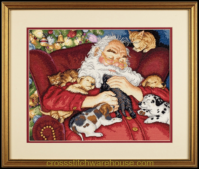 Picture for category CHRISTMAS CROSS STITCH