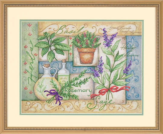 Picture for category STAMPED CROSS STITCH
