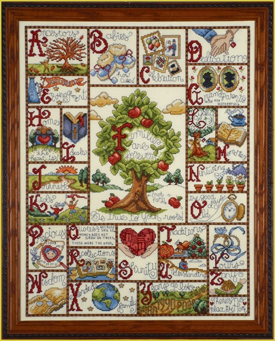 Picture for category ANTIQUE SAMPLERS