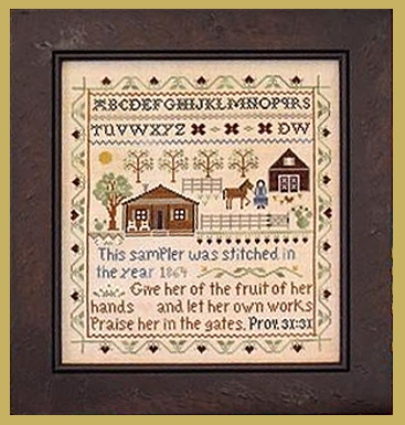 Picture for category LITTLE HOUSE SAMPLERS