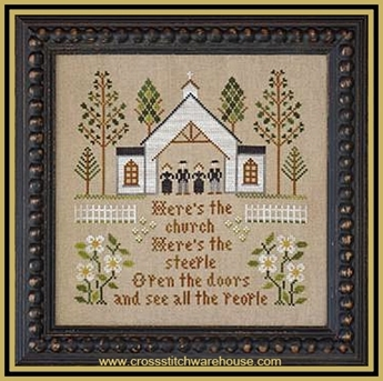 Picture for manufacturer LITTLE HOUSE NEEDLEWORKS