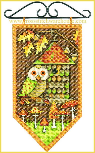 Picture for category CROSS STITCH BANNERS