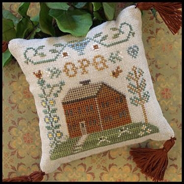 2016-I J K Sampler PILLOW