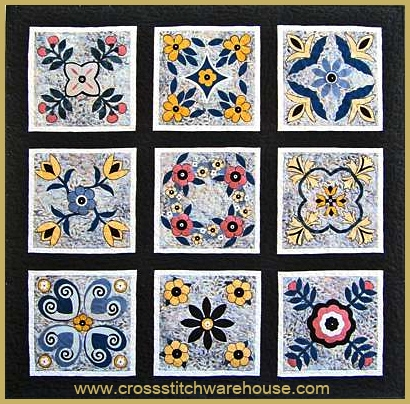 Picture for category BOBBIE GEE QUILT PATTERNS