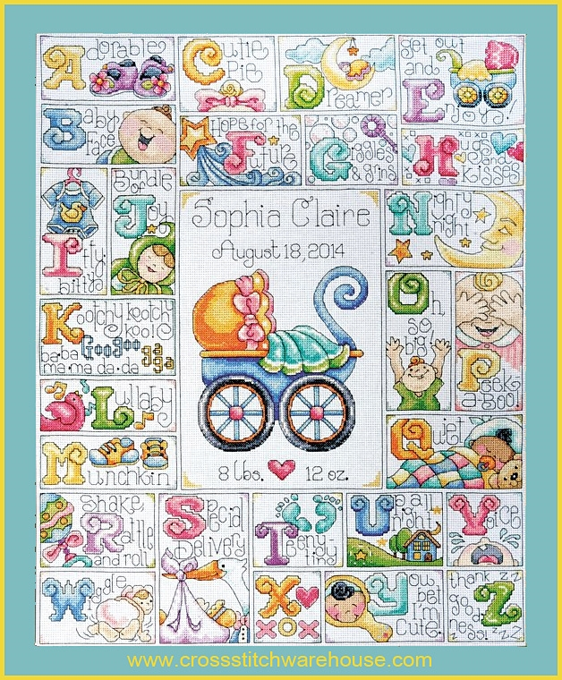 Picture for category CROSS STITCH TOPICS