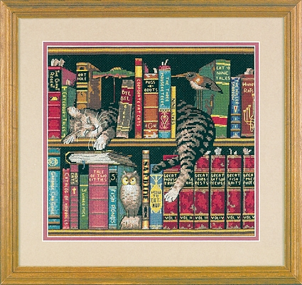 Picture for category CROSS STITCH KITS LARGE