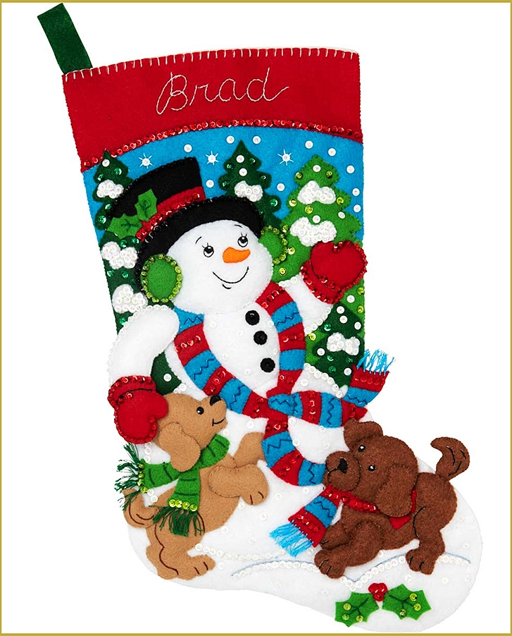 Picture for category FELT STOCKINGS