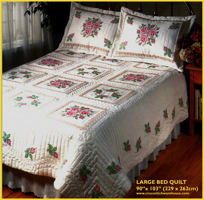 Picture for category BED QUILT ENSEMBLES