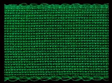 16ct. Christmas Green SOLID AIDA STITCHBAND